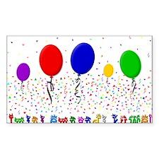 Xhosa Happy Birthday Stickers