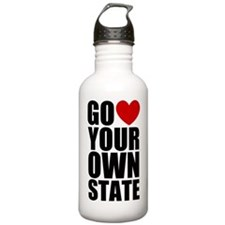 Go 3 Your Own State Water Bottle