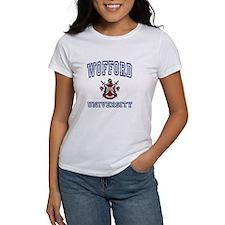 WOFFORD University Tee