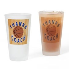 Basketball Coach Thank You Gifts Drinking Glass