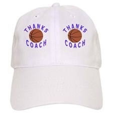 Thank You Basketball Coach Mugs and Steins Baseball Cap