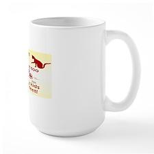CatParentLicensePlate Mug