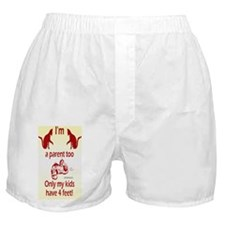 CatParentIpodTouch Boxer Shorts