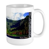 """Kalalau Valley"" Mug"