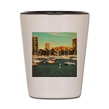 harbor2 Shot Glass