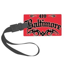 Baltimore 410 Magnet Luggage Tag