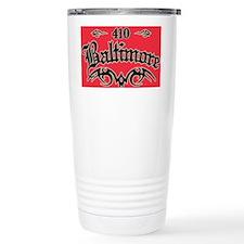 Baltimore 410 Magnet Travel Mug