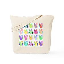 owl copy Tote Bag