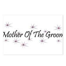 Mother Of Groom - Purple Haze Postcards (Package o