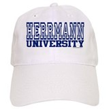 HERRMANN University Baseball Cap