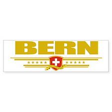 Bern (Flag 10) pocket Bumper Sticker