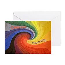 Diversity Greeting Card