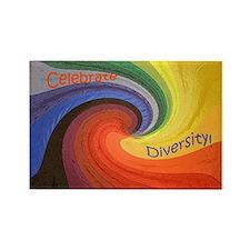 Diversity Rectangle Magnet