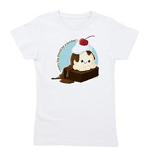 brownie-sundae Girl's Tee