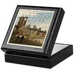 Historic Brooklyn Bridge Keepsake Box