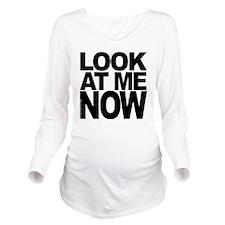 LOOK Long Sleeve Maternity T-Shirt