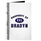 Property of bradyn Journal