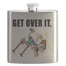 Get over it. Flask