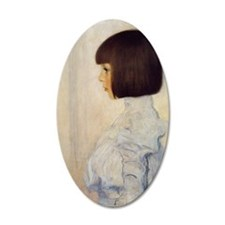 Gustav_Klimt_Portrait_of_Hel Wall Decal