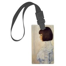 Gustav_Klimt_Portrait_of_Helene_ Luggage Tag