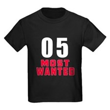 05 most wanted T