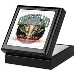 """Dissolvo Ray"" Keepsake Box"