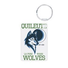 wolves Keychains
