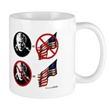 Bush or the Flag Mug