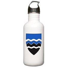 397th Army Airborne In Water Bottle