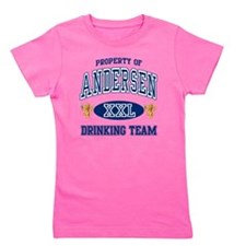 Andersen Norwegian Drinking Team Girl's Tee