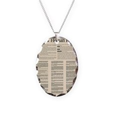 ISHR Human Rights Poster Necklace