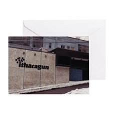 IthacaGun Greeting Card