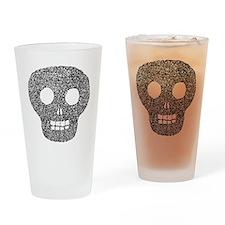 skully Drinking Glass