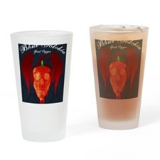 Ghost-mousepad Drinking Glass