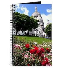 Sacre Coeur roses Journal