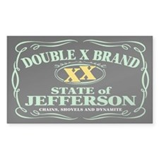 XX Brand Decal