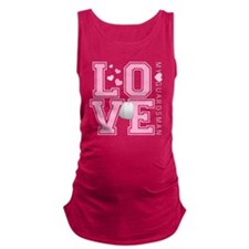 lovemyguardsman Maternity Tank Top