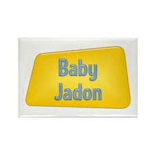 Baby Jadon Rectangle Magnet (10 pack)