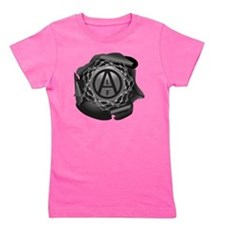 alf-black-01 Girl's Tee