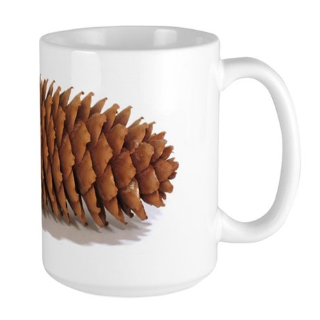 Pinecone Large Mug