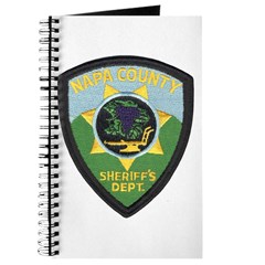 Napa County Sheriff Journal