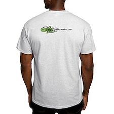 Plug Whore - Ash Grey T-Shirt