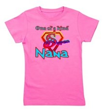 Super Nana Girl's Tee