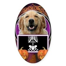 LilSpookyGoldenRetrieverMickey Decal