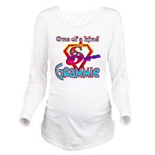 SUPER GRAMMIE Long Sleeve Maternity T-Shirt