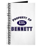 Property of bennett Journal