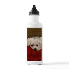 MalteseJournal Water Bottle