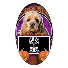 LilSpookyCockerSpaniel Decal