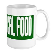 supportlocalfood_bumper Mug