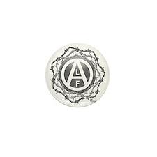 alf-black-02 Mini Button